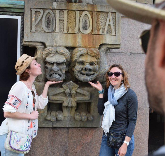 Helsinki, la surprenante