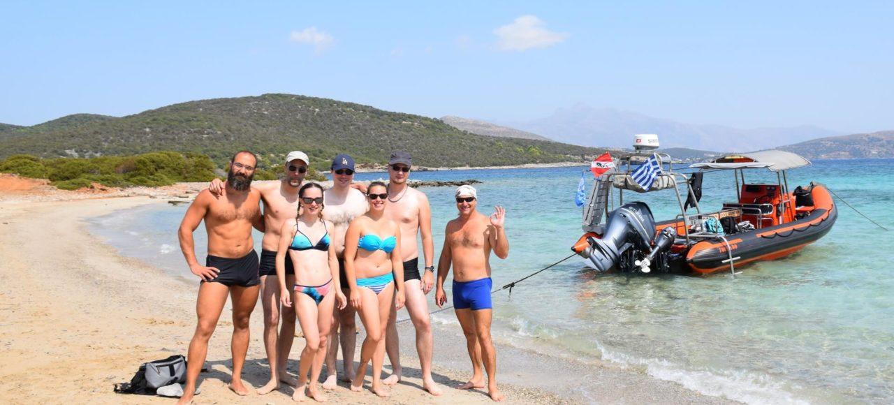 Souvenirs Vacances Grèce entre Célibataires - Septembre 2017