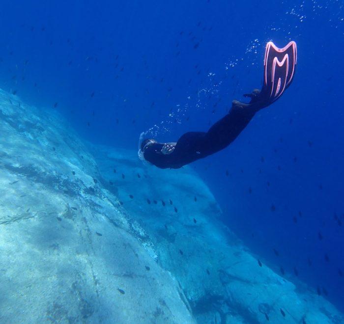 Emelyne, la sirène   © Dikelas Dive Center