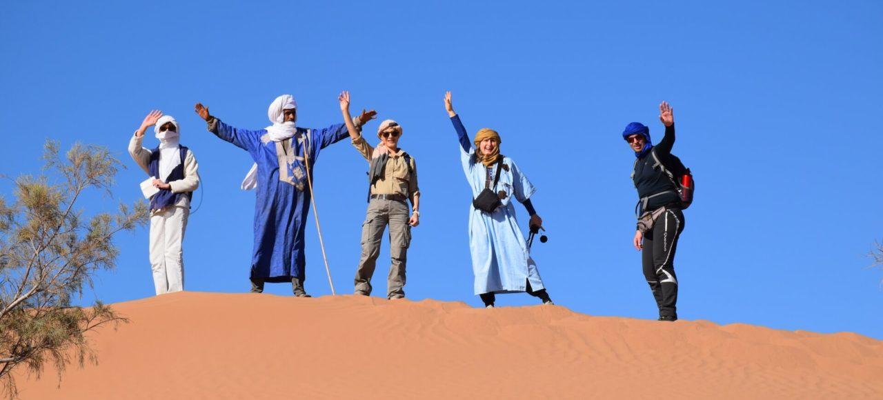 Souvenirs Voyage Maroc entre Célibataires - Février 2019