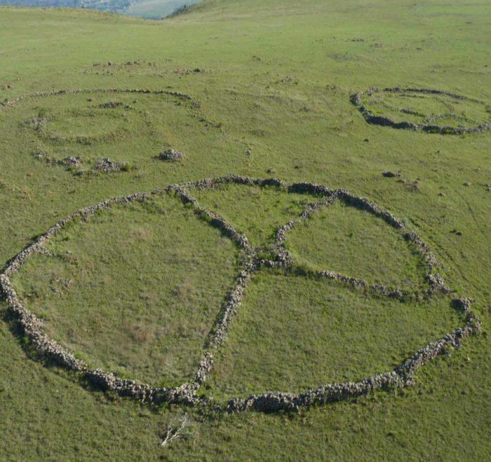 Stone Circles   © Michel Tellinger
