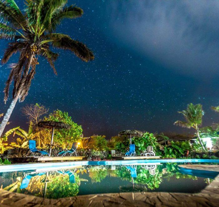 Votre hôtel de l'île de Pâques | © Hotel O'tai