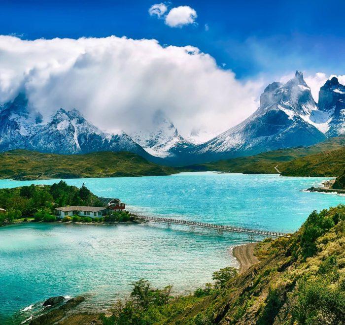 Lago Grey (Patagonie chilienne)