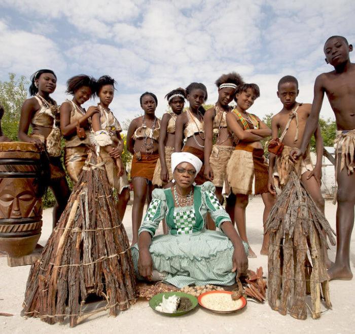 Rencontre avec les ethnies namibiennes