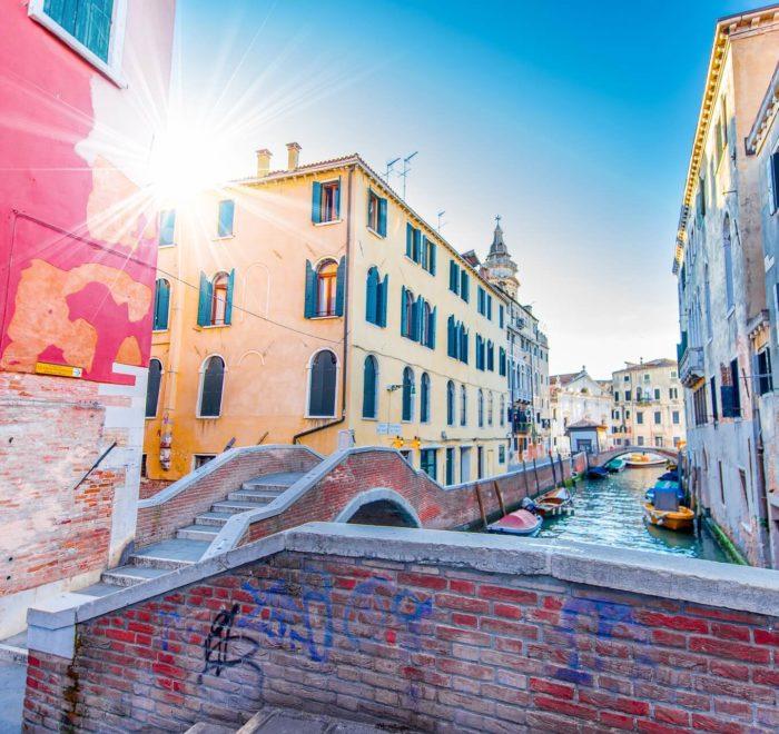 """Voyage à Venise pour célibataires """"romantiques"""""""