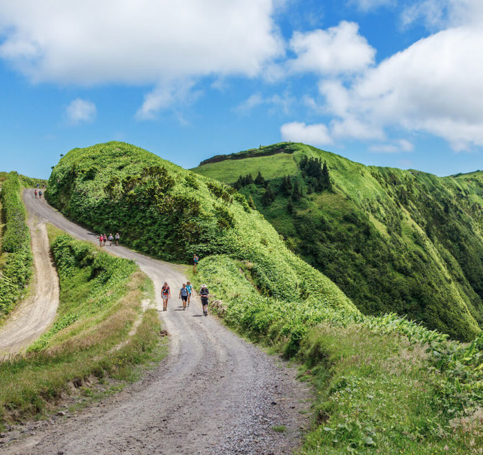 De belles randonnées au programme | © CC BY-SA 2.0 Bo Mertz @ flickr