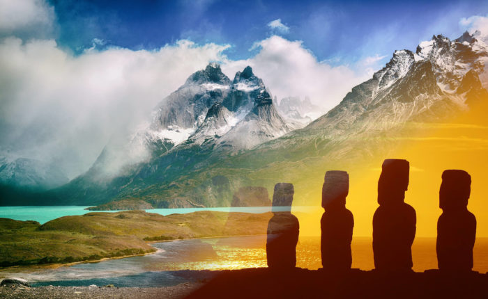 Voyage solo Chili entre célibataires : Patagonie, île de Pâques