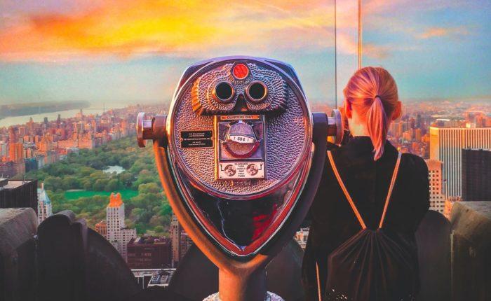 Voyage solo New York entre célibataires