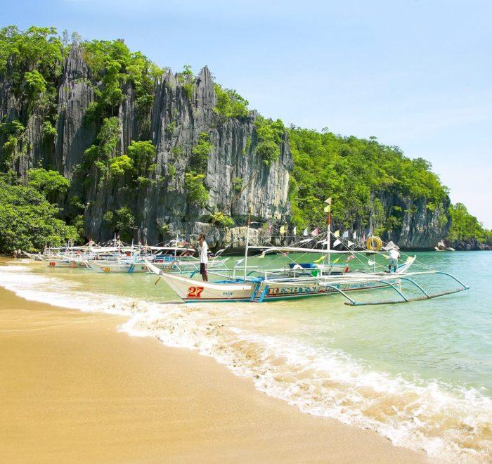Découvrez les Philippines entre célibataires | © Philippine Department of Tourism