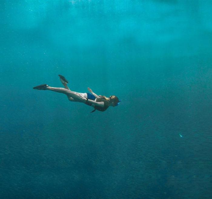 Un séjour pour les fans de snorkeling