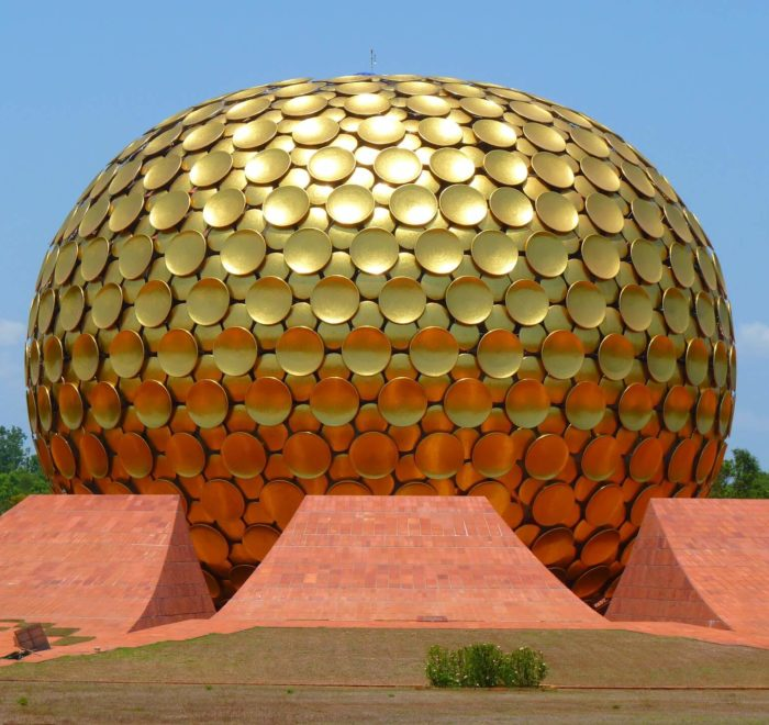 Le Matrimandir, Auroville