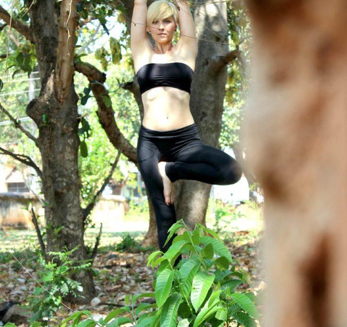 Stage de yoga de 5 jours en pleine nature