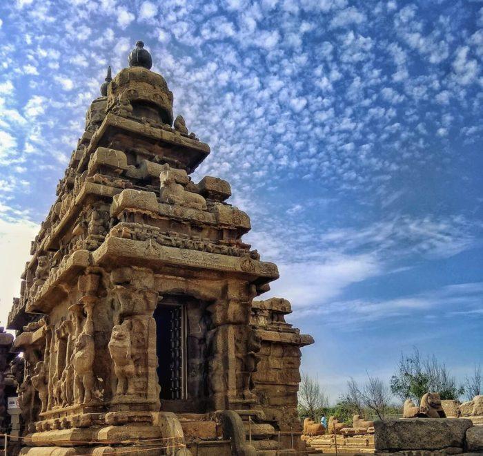 Site de Mamallapuram