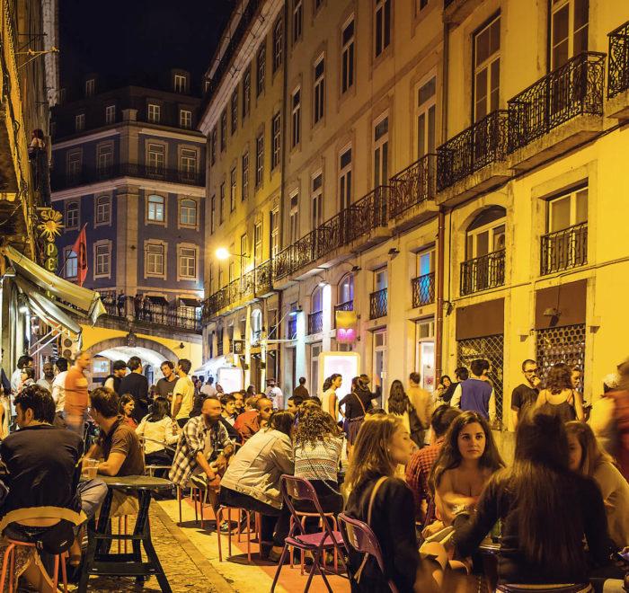 Profitez d'un séjour à Lisbonne entre célibataires   © Turismo de Lisboa
