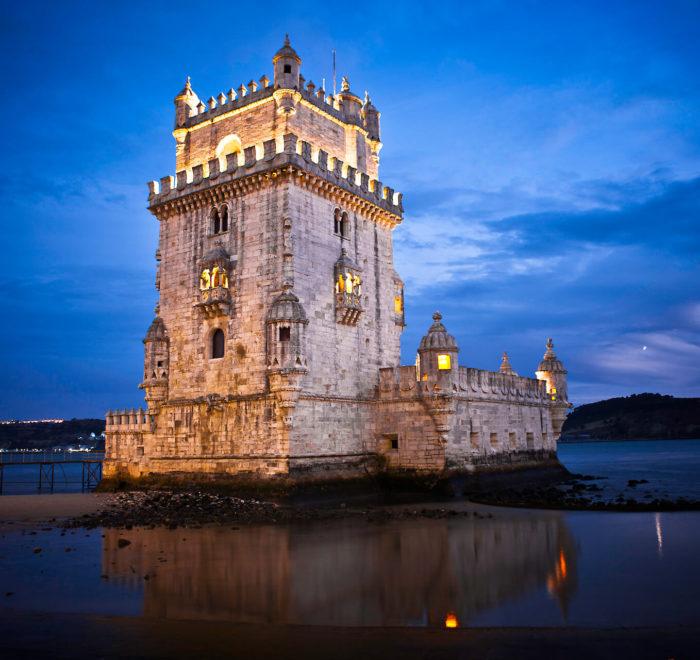 Tour des monuments illuminés   © Turismo de Lisboa