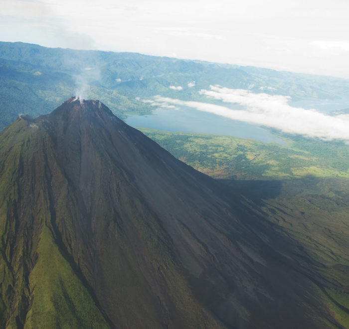 Le Volcan Arenal   © Costa Rica Tourism Board