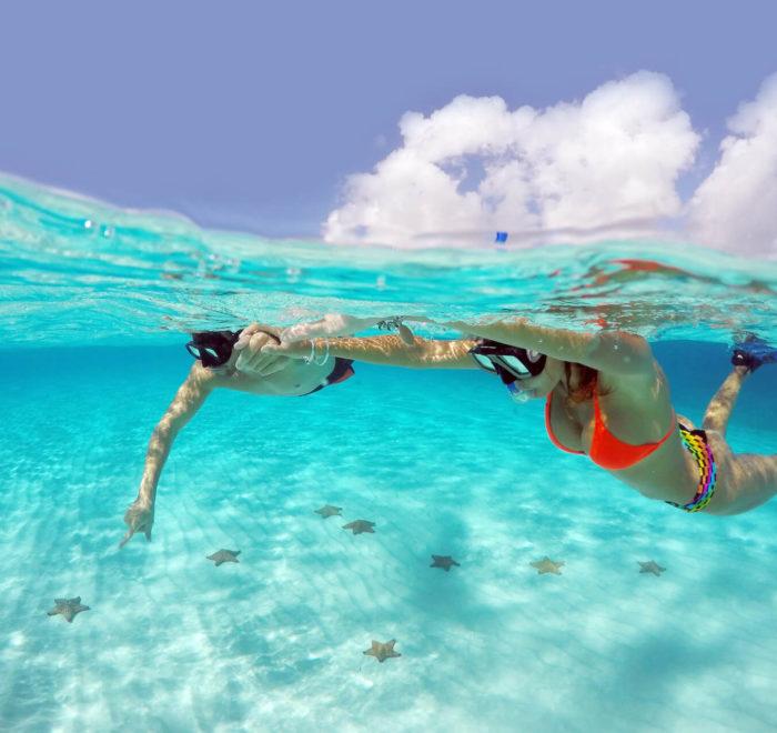 Snorkeling à Cozumel | © rep.playamia.com