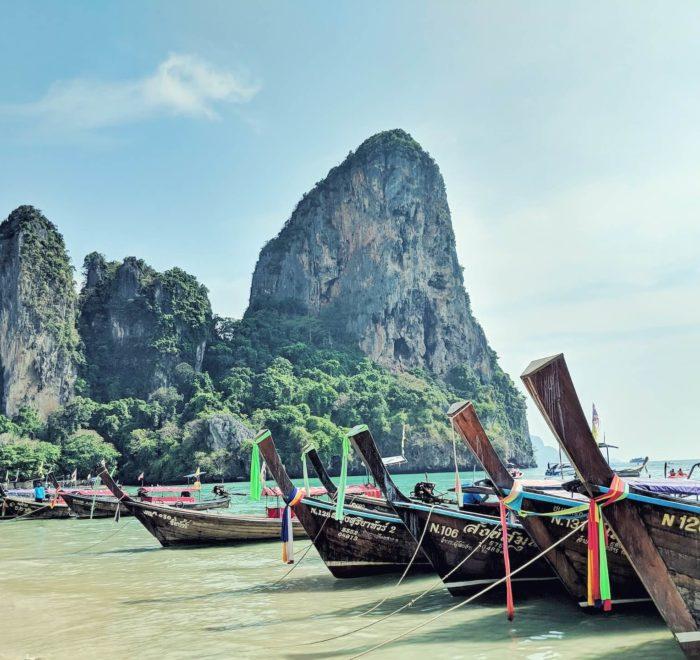 Destination la Thaïlande !