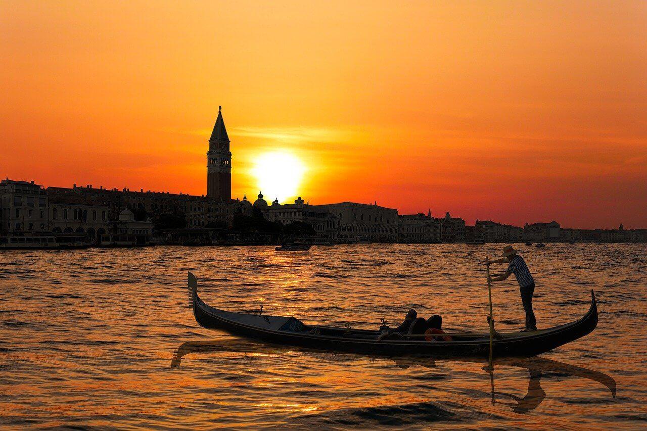 Destination pour célibataires n° 1 : Venise