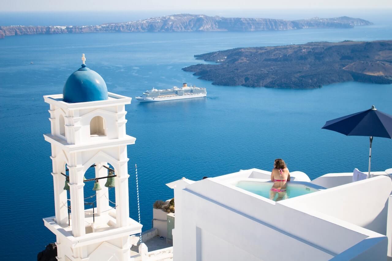 Destination pour célibataires n° 4 : Grèce