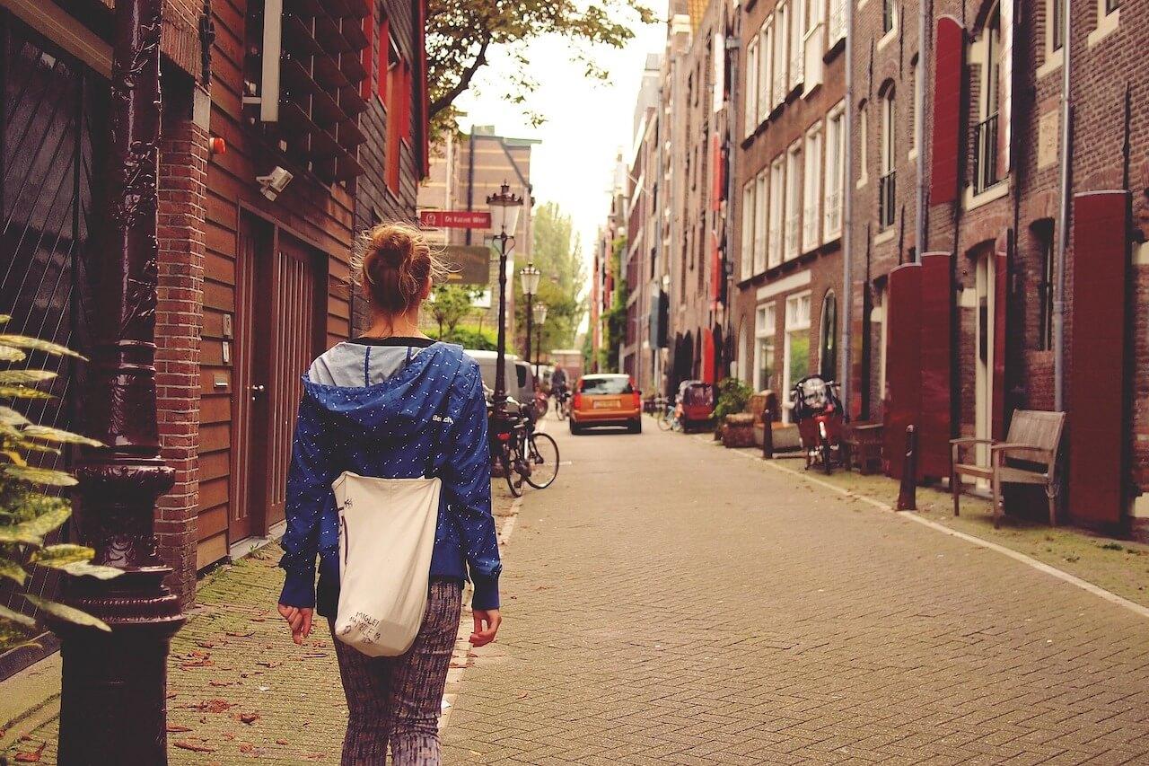 Destination pour célibataires n° 9 : Amsterdam