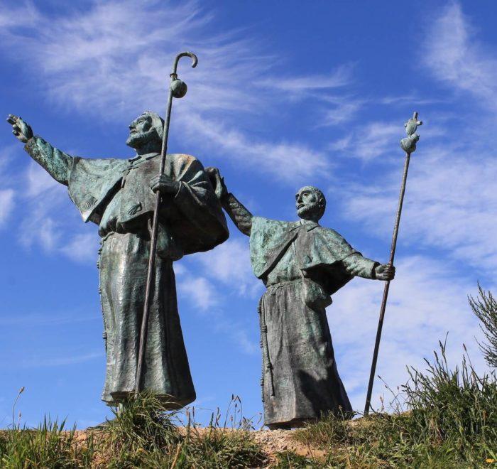 Le mythique pèlerinage de Compostelle | © Galice Insolite