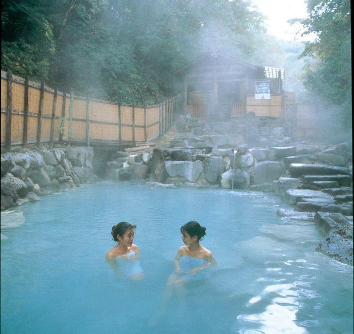 Vivre l'expérience du Onsen   © Yamagata Prefecture - © JNTO