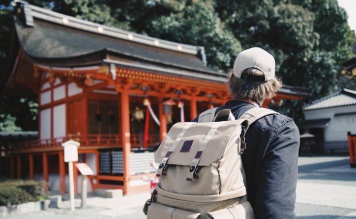 Voyage solo Japon entre célibataires