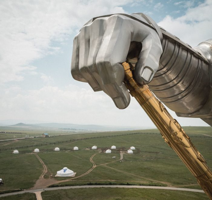 La patrie de Gengis Khan