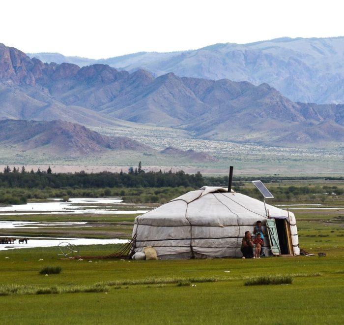 3 jours d'immersion dans des familles de nomades