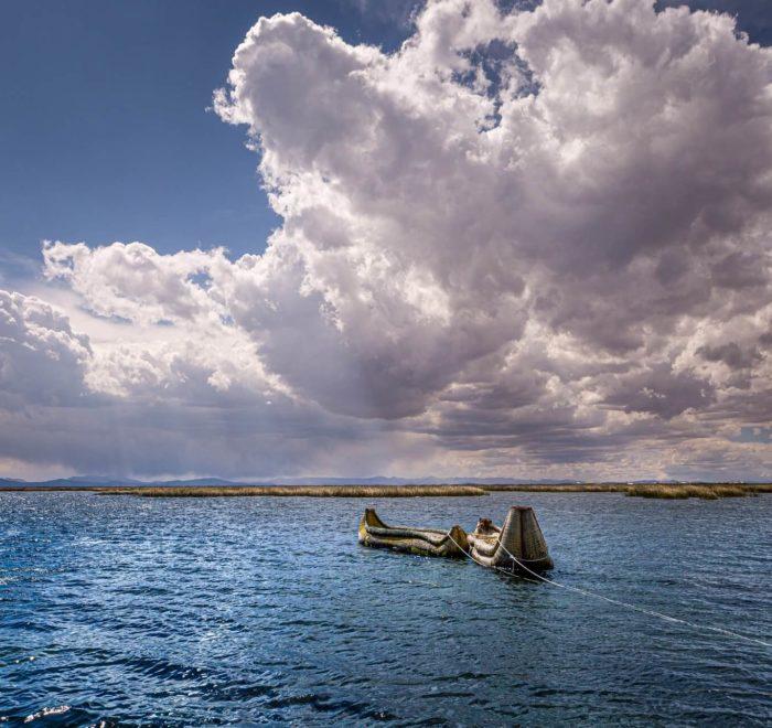 Le mythique lac Titicaca