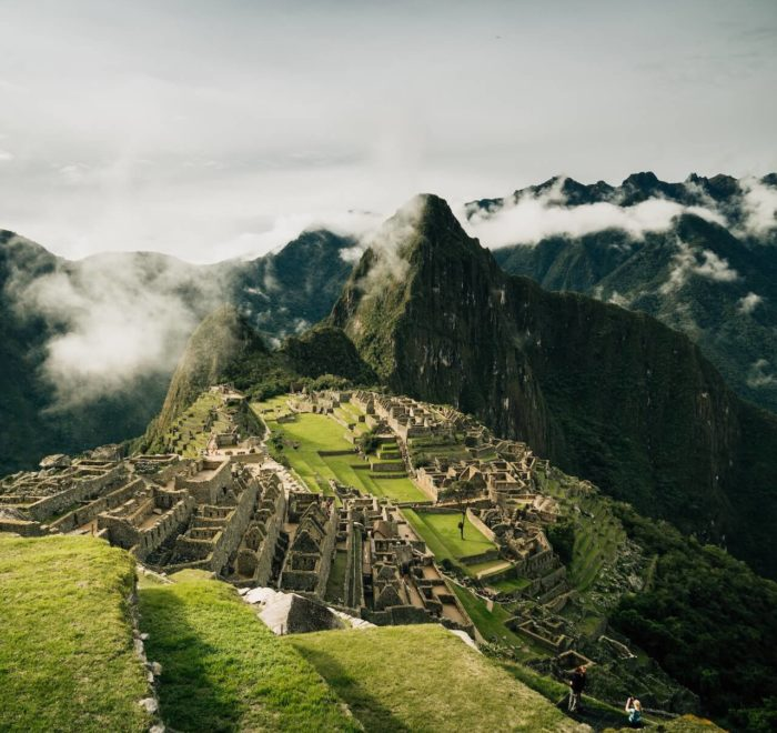 L'incroyable site du Machu Picchu