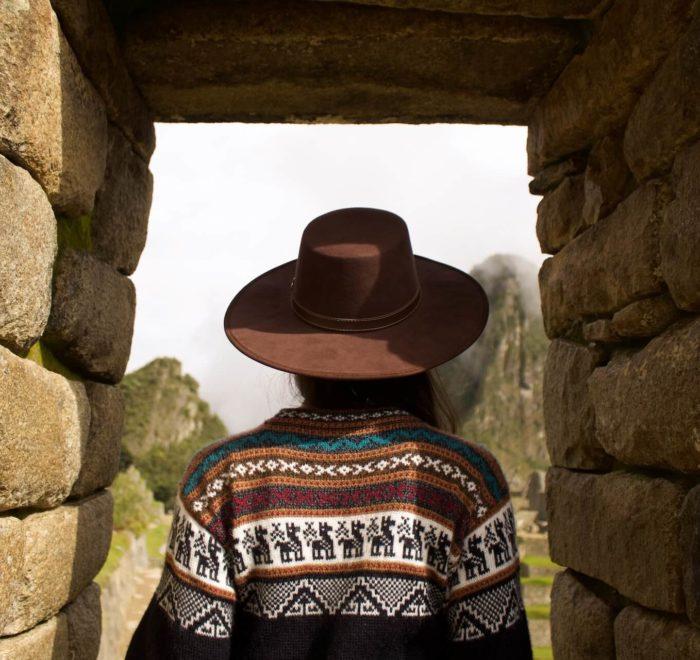 Sur les traces des Incas...