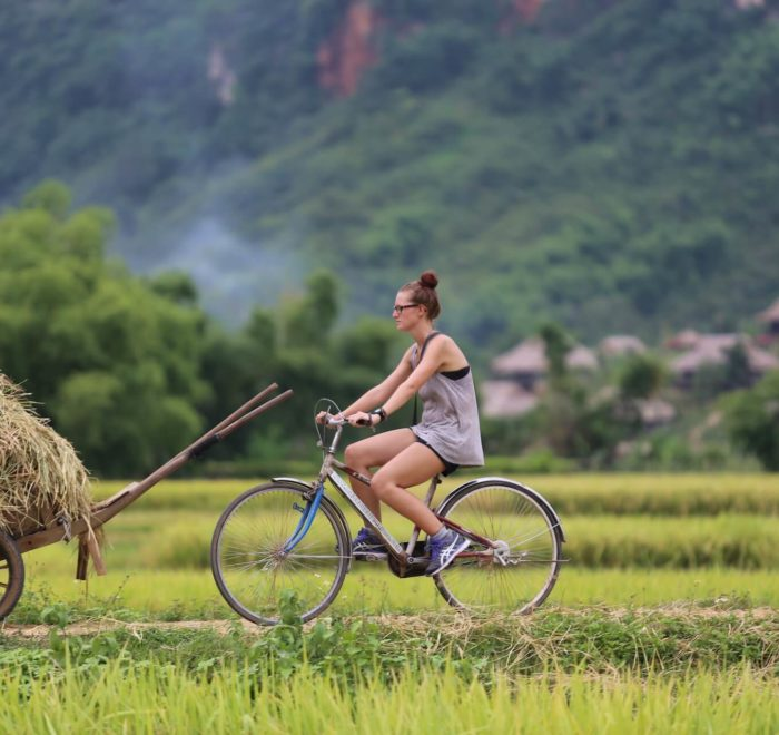 Plusieurs balades a vélo | © Mai Chau Ecolodge