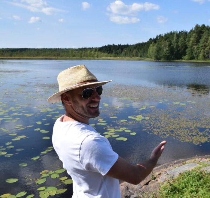 Voyage solo Finlande août 2017