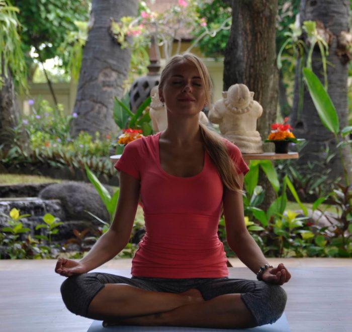 ...et de méditation   © Taman Sari