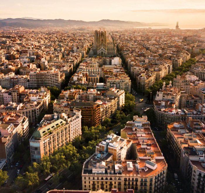 Voyage fun et culturel à Barcelone...