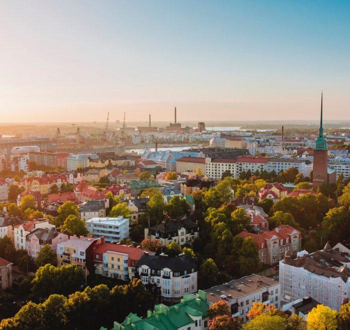 Helsinki | © Jussi Hellsten, VisitFinland