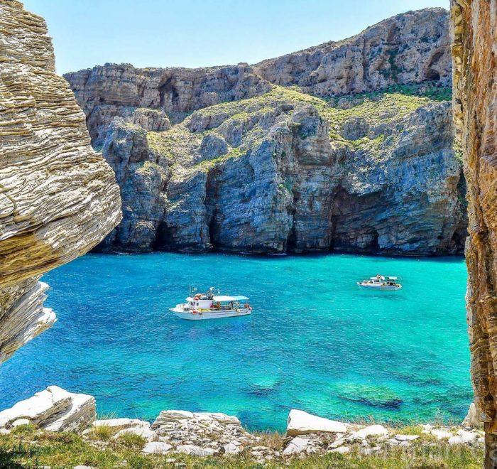 Rendez-vous sur l'île d'Evia
