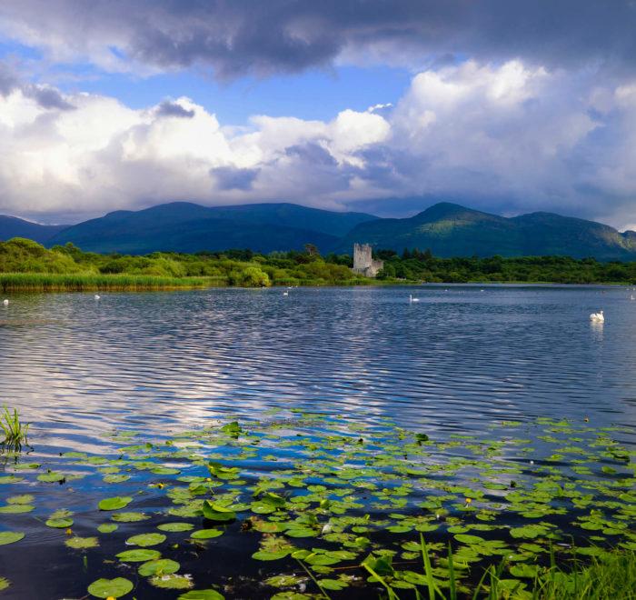 Route vers Killarney dans le Comté de Kerry   © Tourism Ireland, Chris Hill Photographic