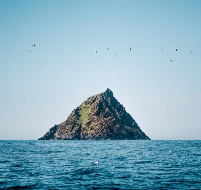 Îlot de Skellig Michael   © Tourism Ireland, Kim Leuenberger