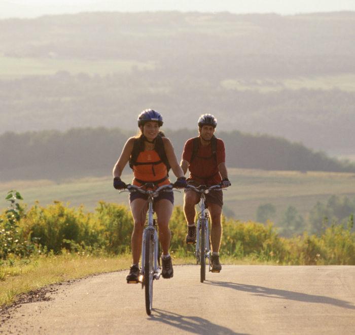 Balade à vélo   © TQ / Linda Turgeon