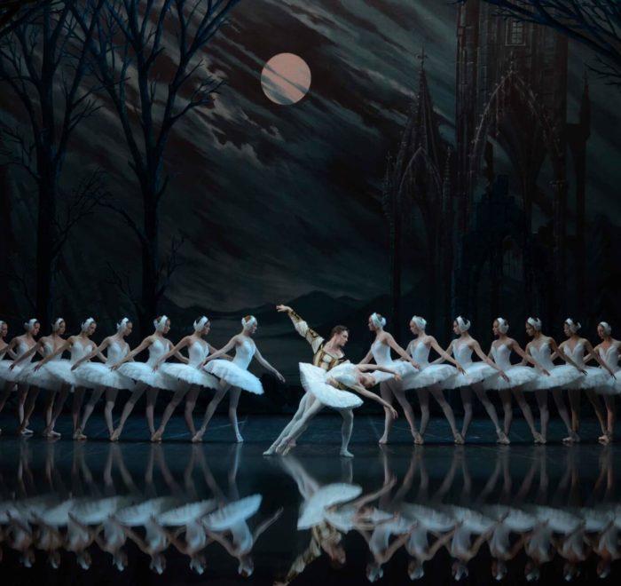 Spectacle de ballet prévu en fin de séjour