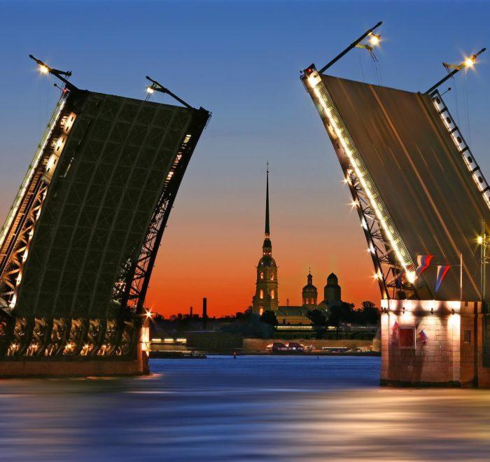 La levée des ponts