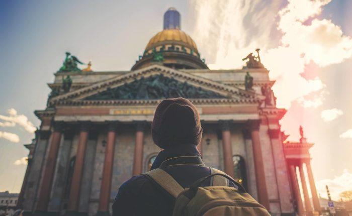 Voyage solo Saint-Pétersbourg entre célibataires
