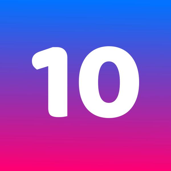 chemin de vie 10